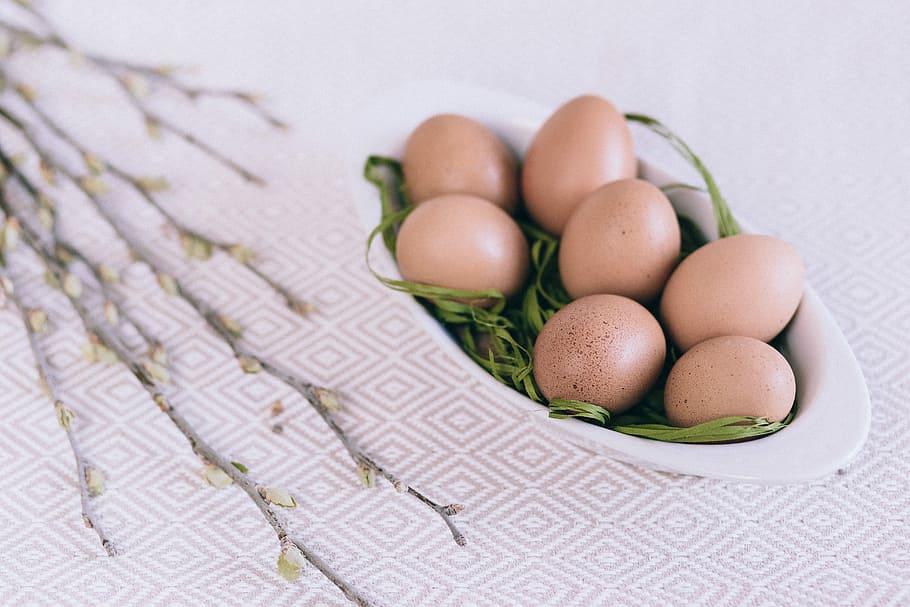 Jak správně skladovat vejce?