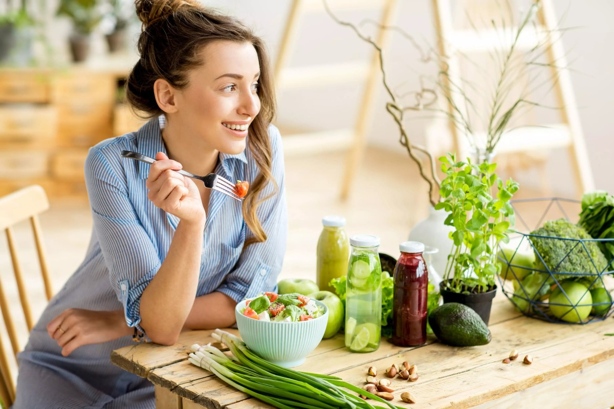 Komplexní očista organismu a superpotraviny